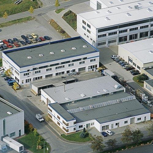 Erhardt-erko building